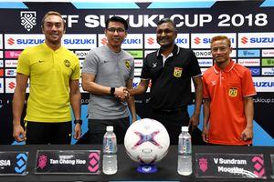 'Messi Lào' không bỏ đội tuyển, dự họp báo trước trận quyết đấu Malaysia