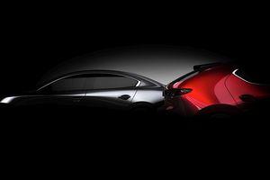 Mazda 3 hoàn toàn mới sẽ ra mắt trong tháng 12 tới