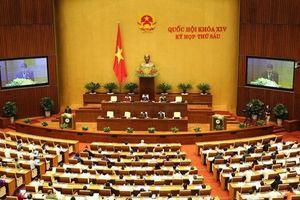 Tuần này, Quốc hội biểu quyết phê chuẩn Hiệp định CPTPP