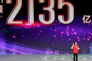 Alibaba 'lo sốt vó' dù doanh số ngày Độc thân đạt kỉ lục