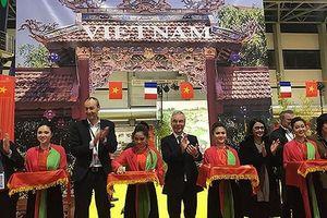 Mùa văn hóa Việt tại hội chợ Grenoble