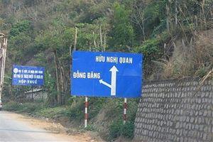 Gần 21.000 tỷ đồng làm cao tốc Đồng Đăng - Lạng Sơn