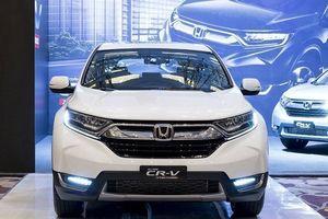 Honda City và CR-V ăn khách, Honda Việt Nam tăng trưởng kỷ lục