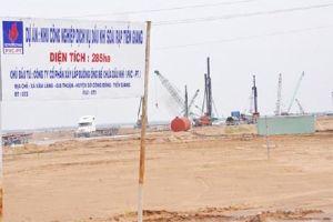 Tiền Giang tiếp quản khu công nghiệp dầu khí Soài Rạp