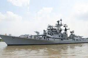 Ấn Độ và Singapore tập trận hải quân quy mô lớn