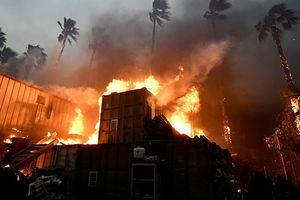 Hỏa hoạn tại California: Số người chết tăng lên 29