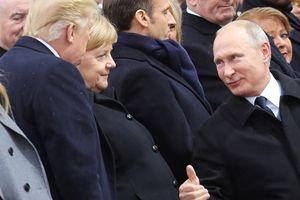 Cử chỉ hiếm thấy của ngài Putin dành cho ngài Trump