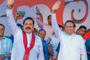 Các đảng phái chính trị Sri Lanka kháng nghị lên Tòa án Tối cao