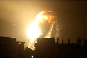 Israel-Hamas nã tên lửa vào nhau, 8 người thiệt mạng