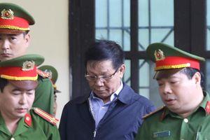Ông Phan Văn Vĩnh đề nghị không công bố bản án