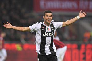 Ronaldo tỏa sáng, Juventus hạ AC Milan tại San Siro