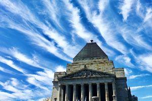 Đến Australia, thăm đền tưởng niệm đẹp ngỡ ngàng ở Melbourne