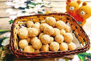 Tự làm bánh nhãn - đặc sản nổi tiếng của Nam Định