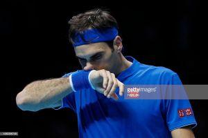 Vòng bảng ATP Finals: Federer nhận trái đắng ngày ra quân