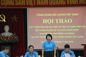 CĐ Xây dựng Việt Nam: Nâng cao kiến thức pháp luật cho học sinh, sinh viên các trường trong ngành