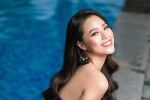 Ngắm thân hình nóng bỏng của cô gái 18 tuổi mặc áo tắm đẹp nhất Việt Nam
