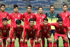 Myanmar ngược dòng thắng Campuchia 4-1