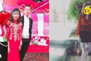 Cô dâu xinh đẹp bỏ trốn trong ngày cưới