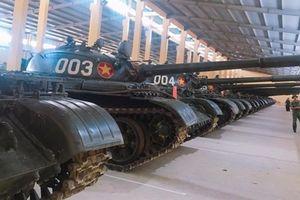 T-62 từ niêm cất ra trực chiến sau khi T-90 về nước?