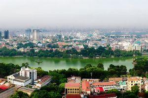 Điều chỉnh cục bộ QHCXD Thủ đô Hà Nội