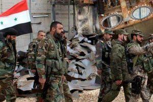 Syria mở cuộc tấn công hủy diệt IS ở mặt trận phía Nam