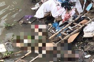 Tá hỏa phát hiện thi thể nam giới phân hủy nặng trôi dạt trên sông