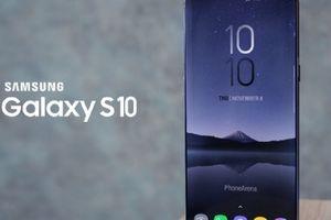 Samsung Galaxy S10 concept đẹp thế này thì iPhone XS làm gì có 'cửa'