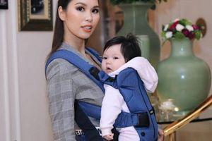 Siêu mẫu Hà Anh nói gì về nghi vấn mua giải tại Hoa hậu Trái đất?
