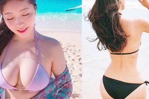 Tưởng chẳng có gì nhưng kiểu bikini này khiến phụ nữ Hàn hấp dẫn vượt bậc