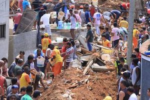 Cháy rừng, lở đất ở Mỹ và Brazil: Ít nhất 33 người thiệt mạng