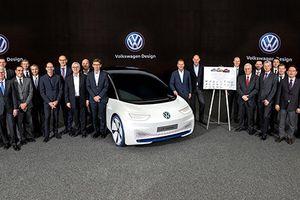 Volkswagen hứa hẹn ra mắt xe ôtô điện giá 535 triệu đồng