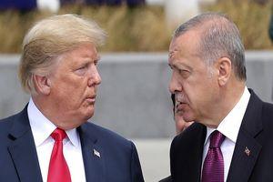 Gặp ông Erdogan tại Paris, Tổng thống Trump bàn gì vụ nhà báo Khashoggi?