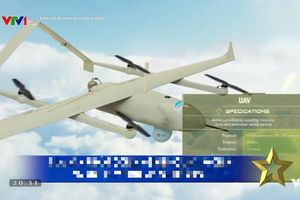 Báo Anh hé mở thông tin bất ngờ về UAV của Hải quân Việt Nam?