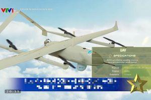 Báo Anh hé mở thông tin về UAV hiện đại của Việt Nam