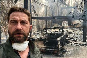 Loạt biệt thự triệu đô của sao Hollywood hóa đống tro tàn sau vụ cháy