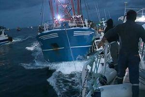 Anh - EU căng thẳng vì quyền đánh cá