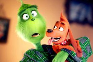 Phim hài Giáng sinh 'The Grinch' thống trị phòng vé thế giới