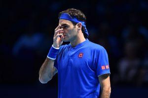 ATP Finals 2018: Federer thất bại trong trận ra quân trước Nishikori