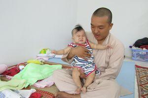 Ngôi chùa cưu mang nhiều em bé bị cha mẹ bỏ rơi