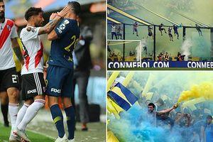 'Siêu đại chiến' Superclasico ở chung kết Copa Libertadores bất phân thắng bại