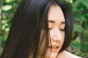 'Nàng thơ xứ Huế' khoe nhan sắc tinh khôi