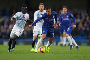 Chelsea bị Everton cầm hòa đầy cay đắng
