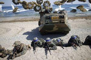 Mỹ - Hàn nối lại tập trận, Triều Tiên 'nổi trận lôi đình'