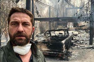 Cháy rừng khủng khiếp khiến phim trường Hollywood bị thiêu rụi