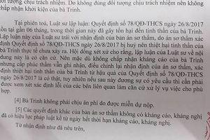 Cô giáo ở Cà Mau kiện đòi bồi thường danh dự đã bị thiệt hại tinh thần