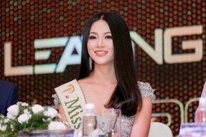 Phương Khánh tiết lộ lý do không mang vương miện Hoa hậu Trái đất về Việt Nam