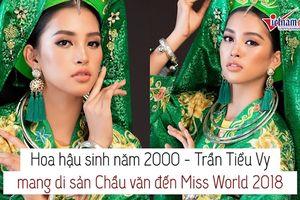BTC Miss World cắt bớt phần thi Chầu văn 'Cô đôi thượng ngàn' của Tiểu Vy