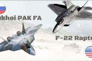 Kỹ sư trưởng thiết kế tiết lộ tính năng ưu việt của Su-57 so với F-22 và F-35