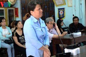 Vụ cơ sở Mẹ Mười bạo hành trẻ: Đinh Thị Hồng lĩnh án 2 năm tù