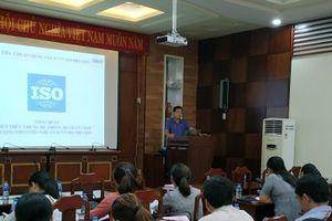 Bến Tre: Đẩy mạnh áp dụng TCVN ISO 9001:2015 vào các cơ quan hành chính
